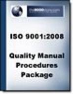iso 9001 quality manual pdf